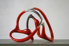 OLIVER BARRATT sculpture