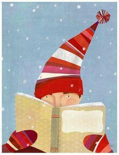 Holiday reader