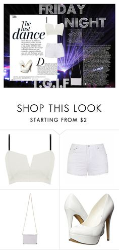 """Untitled #33"" by nadyapradip on Polyvore featuring Anja, Ally Fashion, Michael Antonio, women's clothing, women's fashion, women, female, woman, misses and juniors"