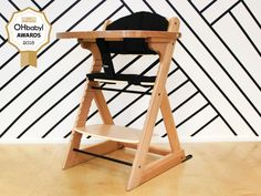 Mocka Original Highchair - quality wooden highchair designed to grow with your child. Sturdy, safe and a long lasting highchair. Free New Zealand delivery! Modern Home Furniture, Affordable Furniture, Baby Furniture, Dining Furniture, Cardboard Chair, Wooden High Chairs, Toddler Chair, Stow Away, Praying For A Baby
