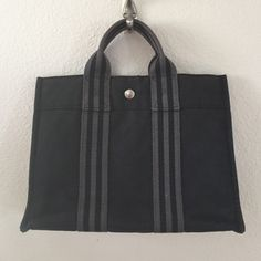 Spotted while shopping on Poshmark  Authentic Hermes Herbag Tote!  poshmark   fashion   18ec799137