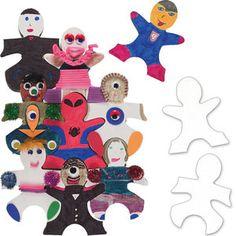 Interlocking Kids Puzzle Kit - Back to School