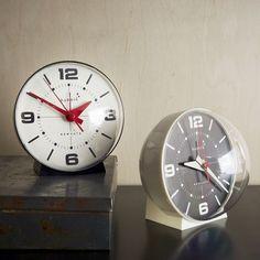 Newgate Bubble Alarm Clock | west elm