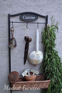 Modest Home & Garden: Garden 2011/12