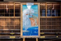 """This year is the """"year of the Horse"""" and the Hosodono pavilion at the Kamigamo Shrine (上賀茂神社) in Kyoto had large ema with a Horse emblem on each side."""