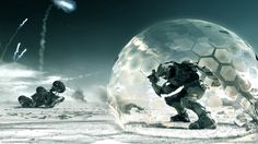 HD Widescreen Wallpapers - halo picture (Hampton Cook 1920x1080)