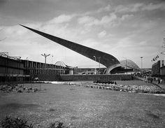 André Paduart, Jean Van Doosselaere  Jacques Moeschal - De Pijl van de burgerlijke bouwkunde, Expo '58 (1958)
