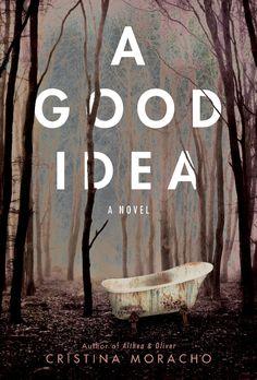 #CoverReveal: A Good Idea - Cristina Moracho