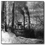 Phantom Steamboat  Lewistown, IL Tales of phantom ships frequently grace the coasts of Florida and the Carolinas, but such things are not un...