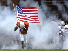 God, Country, and Texas Longhorns