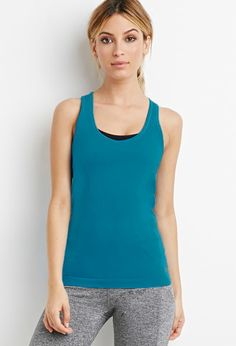 Active Seamless Workout Tank   Forever 21 - 2000096185