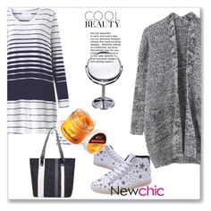 """NEWCHIC"" by newoutfit ❤ liked on Polyvore"