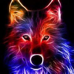 """Képtalálat a következőre: """"neon wolf"""""""