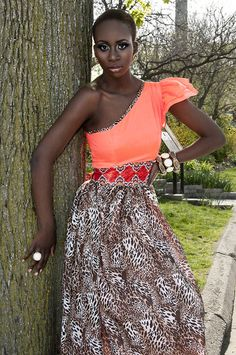 The Fashion Records Spotlight: Catherine Addai