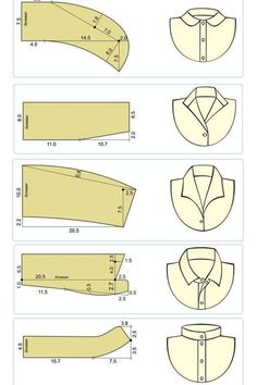 Dress Sewing Patterns, Sewing Patterns Free, Free Sewing, Pattern Sewing, Clothes Patterns, Sewing Hacks, Sewing Tutorials, Sewing Tips, Pattern Drafting Tutorials