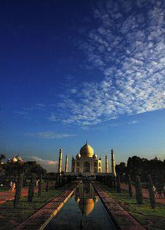 Taj Mahal , India