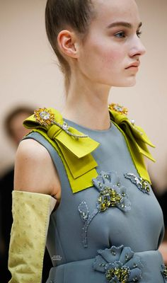 Prada FW2015 | Purely Inspiration