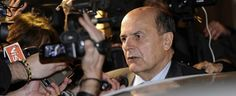 "Umberto Marabese : Pd, Bersani: ""La scissione è già avvenuta, tra la ..."