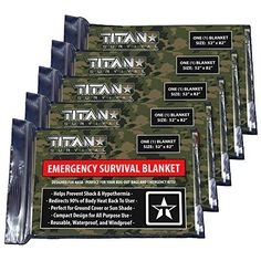 TITAN Survival and TITAN Paracord products are trusted by Military Forces and Outdoor Enthusiasts around the world. We're proud to be an American Veteran-Owned business and all authentic TITAN produc...