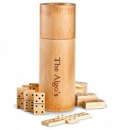 Bamboo Dominoes Corporate Gift Set http://101corporategiftideas.com/bamboo-dominoes-corporate-gift-set/