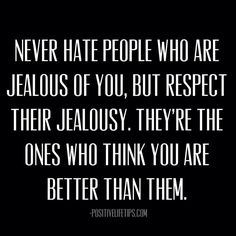26 Best Jealous People Quotes Images Thinking About You