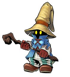 Vivi Ornitier from Dissidia Final Fantasy Opera Omnia