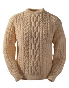 Connolly Irish Hand Knit Sweater
