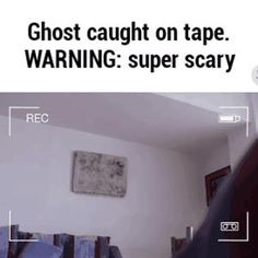 Super scary ghost