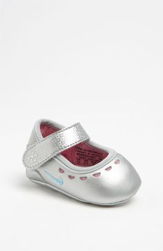 the best attitude 41f18 2ad3c Nike  Mary Jane  Crib Shoe (Baby) available at  Nordstrom Zapatos Deportivos