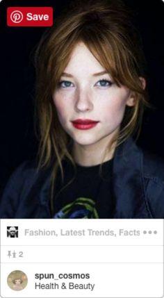 Frisuren Für Lange Gesichter Fotoalbum Gofeminin Rotblonde Haare