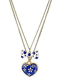 Necklaces - Shop Womens Fashion & Charm Necklaces from Betsey Johnson