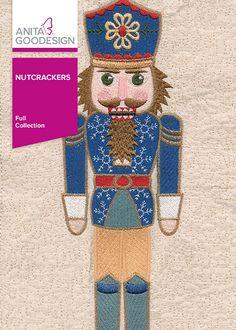 Nutcracker quilt block - paper piecing - free pattern pieces with ... : nutcracker quilt - Adamdwight.com