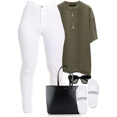 Untitled #1566 by power-beauty on Polyvore featuring polyvore, fashion, style, Puma, Yves Saint Laurent, Lana and clothing