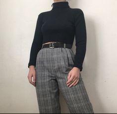 3ef657411efaf 90s Fashion, New Fashion Clothes, Fashion Killa, Korean Fashion, Fashion  Outfits,