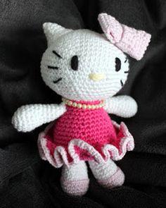 virkattu Hello Kitty