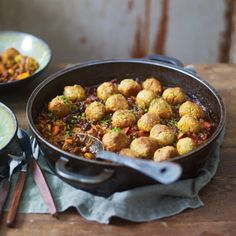 Heston Blumenthal's traditional minced beef and dumplings recipe