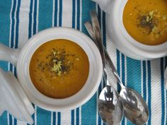 Simple Ginger Carrot Soup | PaleOMG - Paleo Recipe