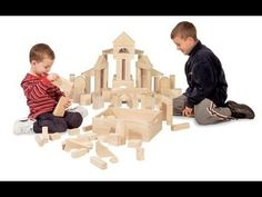 Melissa & Doug 60-Piece Standard Unit Blocks - Review