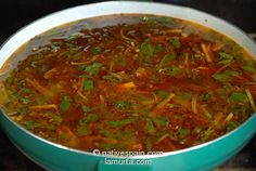 Try Rojiaos, Spinach Stew Recipe – Spanish Recipe from Moratalla