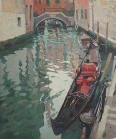 Venice. canvas, oil. Timofeeva Olga