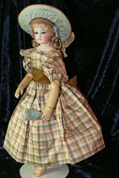 Superior  18 Wooden French Fashion.  bebesatticfinds.  Rubylane