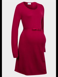 6d73128eb Burgundy Long Sleeve Bodycon Maternity Dress  onlinestore  Oasislync   kidsclothes  fashionista  instalikes