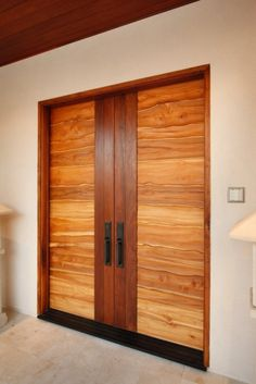 Fruit Image | Front Doors Solid Wood by Jory Brigham | purchase online