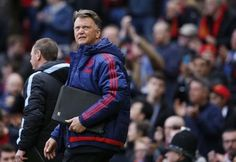 With his trusty laptop under his arm, Louis van Gaal departs Manchester United less than 48 hours after winning the FA Cup after winning 51.3% of his games in charge. Reports state he sent emails to players pointing out where they needed to improve with which most were unimpressed. 24.05.16