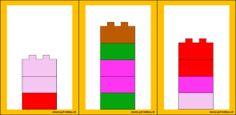 Legokaartjes