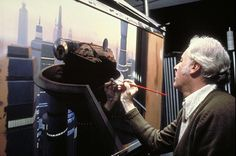 A look at how the art of Ralph McQuarrie helped shape the Star Wars Universe.