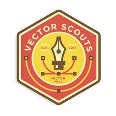 Vector Scouts Logo