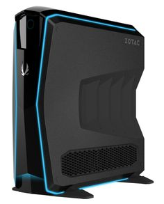 Zotac MEK1 un nuevo mini PC Gaming de la marca en formato slim