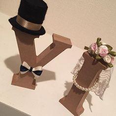 今日お仕事から帰ってきたら、彼がDIYしてくれてたー!! もともとイニシャルオブジェは彼の担当やったんですが、 想像以上のクオリティに感動 前撮りにも使おうっと(*´╰╯`๓)♬ #ノートルダム神戸ウェディングアンバサダー #ノートルダム神戸 #花嫁diy #プレ花嫁 #関西花嫁 #2016冬婚 #日本中のプレ花嫁さんと繋がりたい #marry花嫁 #ワーキング花嫁 #イニシャルオブジェ