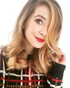 Zoella Just Love Her New Hair Hair Do Pinterest Zoella - Hairstyles for short hair zoella